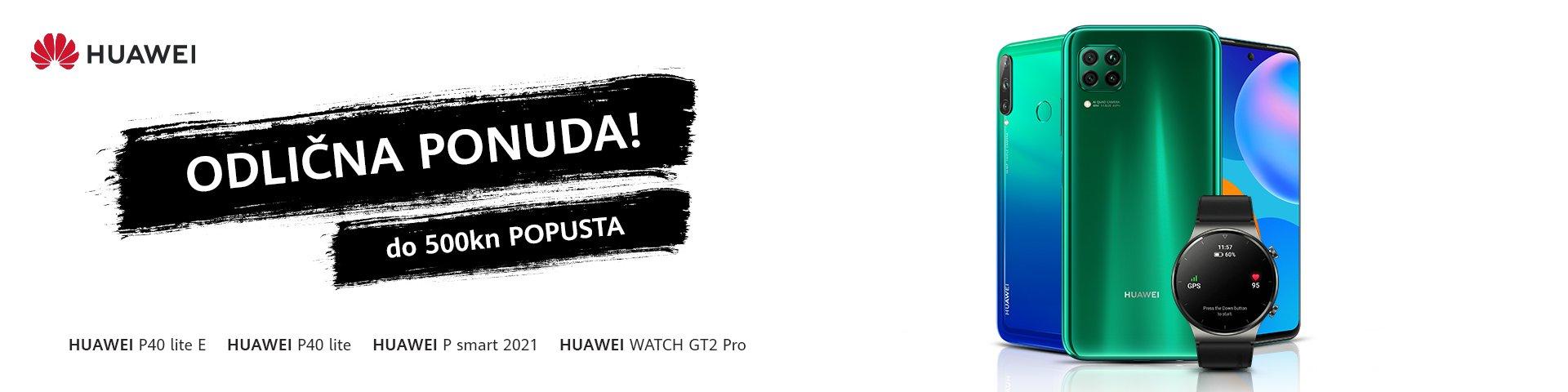 HUAWEI Q2 20.04.2021. – 31.05.2021.