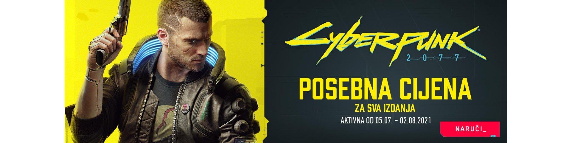 Cyberpunk 2077 SOA 05.07.2021. - 02.08.2021.