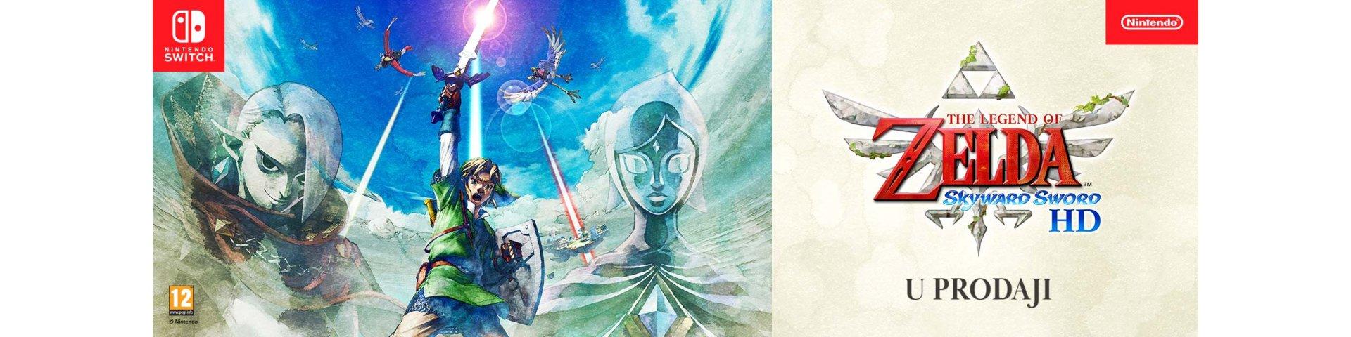 the legend of zelda:skyward sword