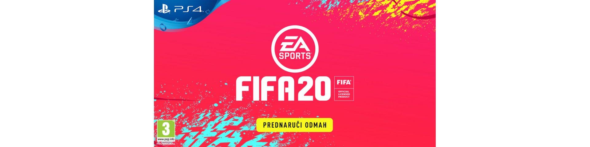 FIFA 20 PREORDER