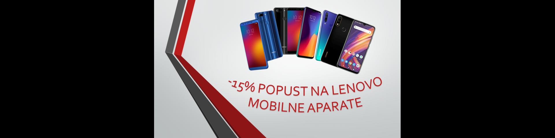 LENOVO -15% POPUST