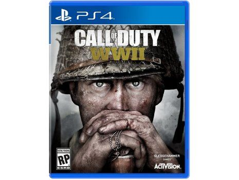 Call Of Duty: WWII Standard Edition PS4