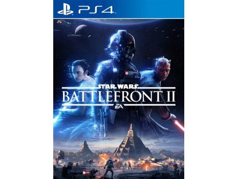 Star Wars Battlefront 2 Standard Edition PS4
