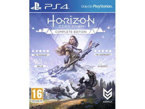 Horizon Zero Dawn Complete Edition PS4 (PROMO AKCIJA 25.05.20. - 08.06.20.)