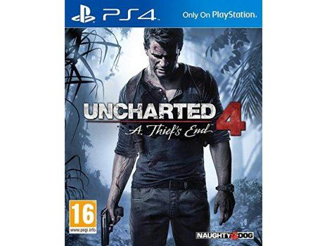 Uncharted 4 A Thief's End PS4 (PROMO AKCIJA 25.05.20. - 08.06.20.)