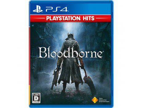 Bloodborne PS4 HITS (PROMO AKCIJA 25.05.20. - 08.06.20.)