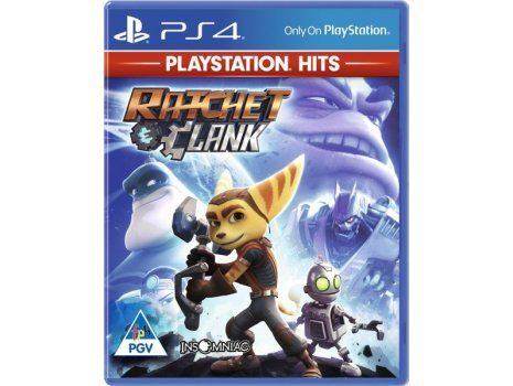 Ratchet And Clank PS4 (PROMO AKCIJA 25.05.20. - 08.06.20.)