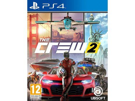 The Crew 2: Standard Edition PS4
