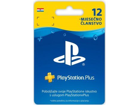 Playstation Plus Card 365 Days Hanger (PROMO AKCIJA 25.05.20. - 08.06.20.)