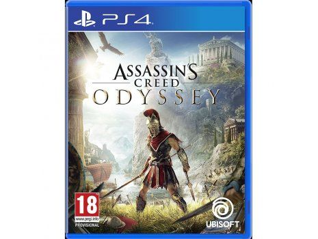 Assassin's Creed Odyssey Standard Edition PS4 (PROMO SOA 28.10. - 05.01.20)
