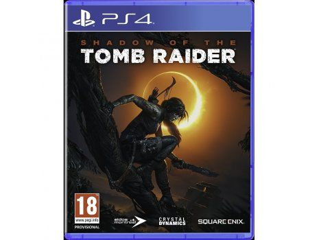 Shadow of the Tomb Raider Standard Edition PS4