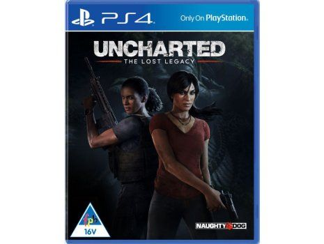Uncharted: The Lost Legacy PS4 (PROMO AKCIJA 25.05.20. - 08.06.20.)