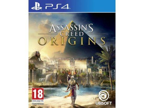 Assassins Creed Origins Standard Edition PS4 (PROMO SOA 28.10. - 05.01.20)