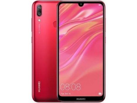 Huawei Y7 2019 DS, crveni
