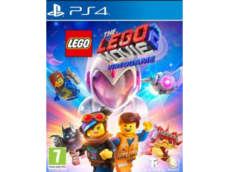The Lego Movie Videogame 2 PS4