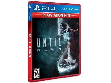 Until Dawn HITS PS4 (PROMO AKCIJA 25.05.20. - 08.06.20.)