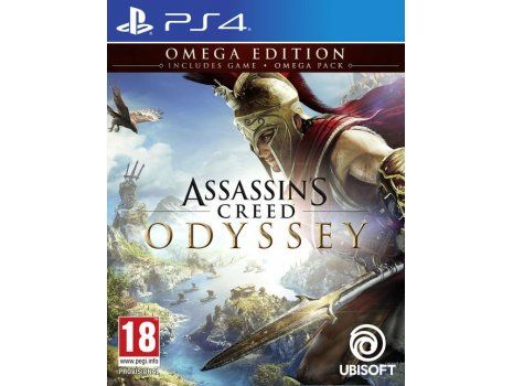 Assassins Creed Odyssey Omega Standard Edition PS4