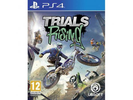 Trials rising Gold PS4 (PROMO SOA 28.10. - 05.01.20)