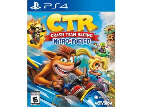 Crash Team Racing Nitro - Fueled PS4