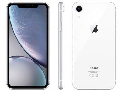 Apple iPhone XR 128 GB, BIJELI