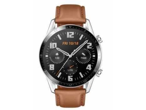 Huawei Watch GT 2 46mm, Classic smeđi