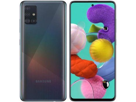 Samsung Galaxy A51 4/128 GB, crni