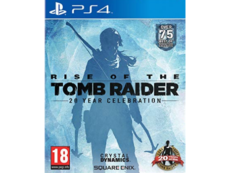 Rise of the Tomb Raider 20th Anniversary PS4