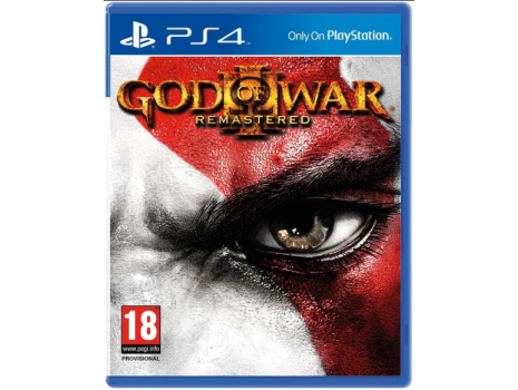 God of War 3 Remastered PS4 (PROMO AKCIJA 25.05.20. - 08.06.20.)
