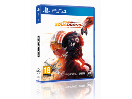 Star Wars: Squadrons PS4 Preorder