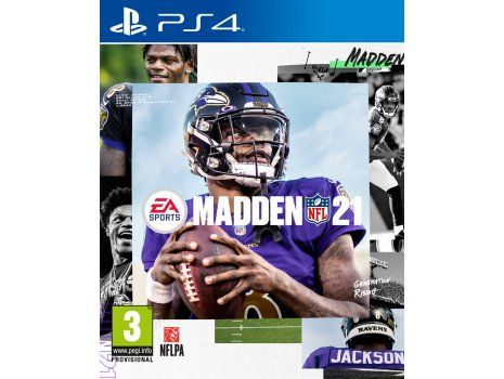Madden NFL 21 PS4 Preorder