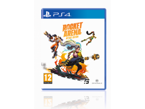 Rocket Arena Mythic Edition PS4 Preorder
