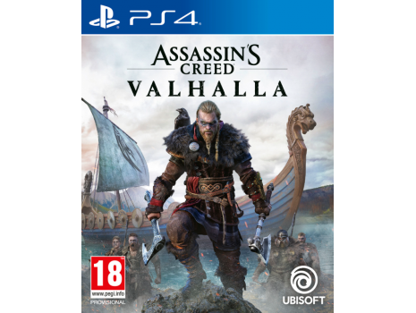 Assassins Creed Valhalla Standard Edition PS4 (Promo akcija 12.04.2021. - 25.04.2021.)