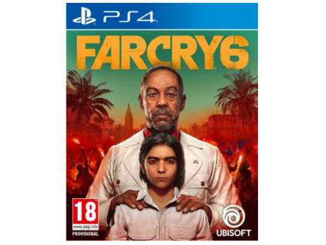 Far Cry 6 Standard Edition PS4 preorder