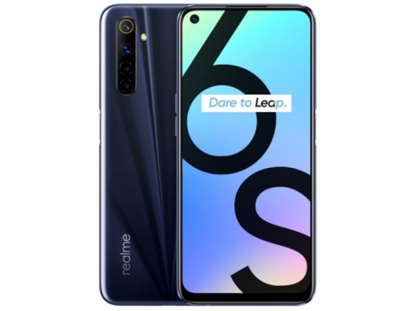Realme 6s 4/64 GB, Eclipse Black