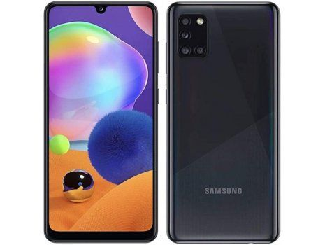 Samsung Galaxy A31 4/64 GB, Prism Crush Black