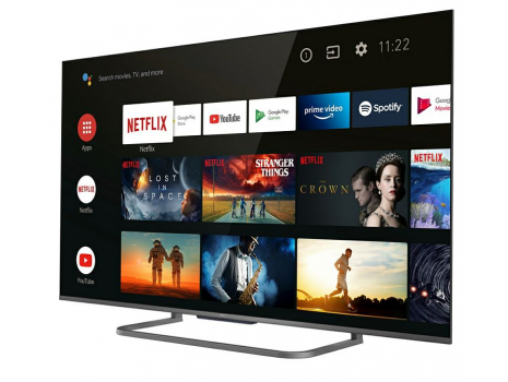 TCL LED 65P815, UHD, Android TV (Promo akcija 22.03.21. - 30.04.21.)