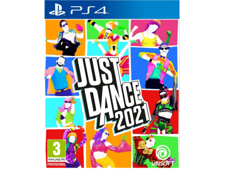 Just Dance 2021 PS4 (Promo akcija 29.03.2021. - 09.05.2021.)