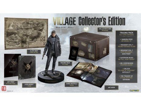 Resident Evil Village Collectors PS5