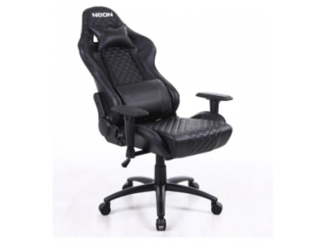 Gaming Stolica NEON eSports Warrior, crna