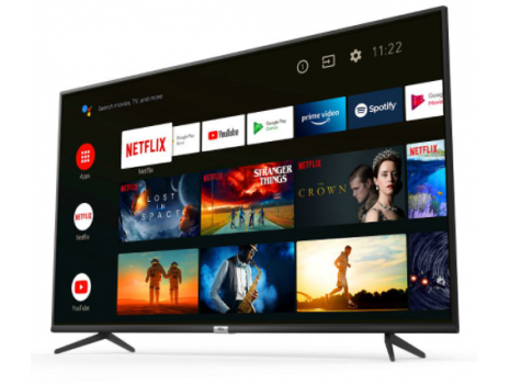 TCL 50P615, 4K Ultra HD, Android TV (Promo akcija 22.03.21. - 30.04.21.)