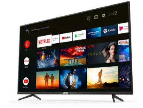 TCL 55P615, 4K Ultra HD, Android TV (Promo akcija 22.03.21. - 30.04.21.)