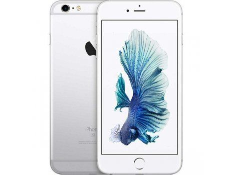 Apple iPhone 6S 32GB, sivi
